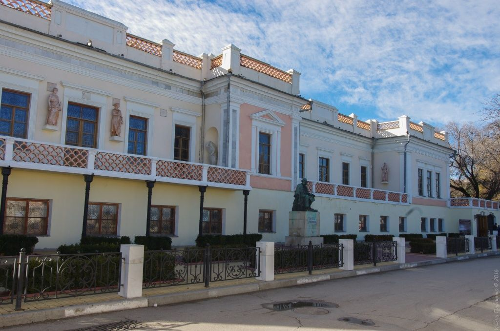 Феодосийская картинная галерея