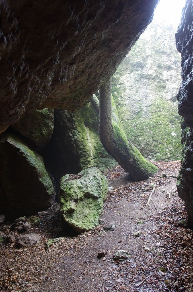Монастырь. Кизилташ. Пещера Алима