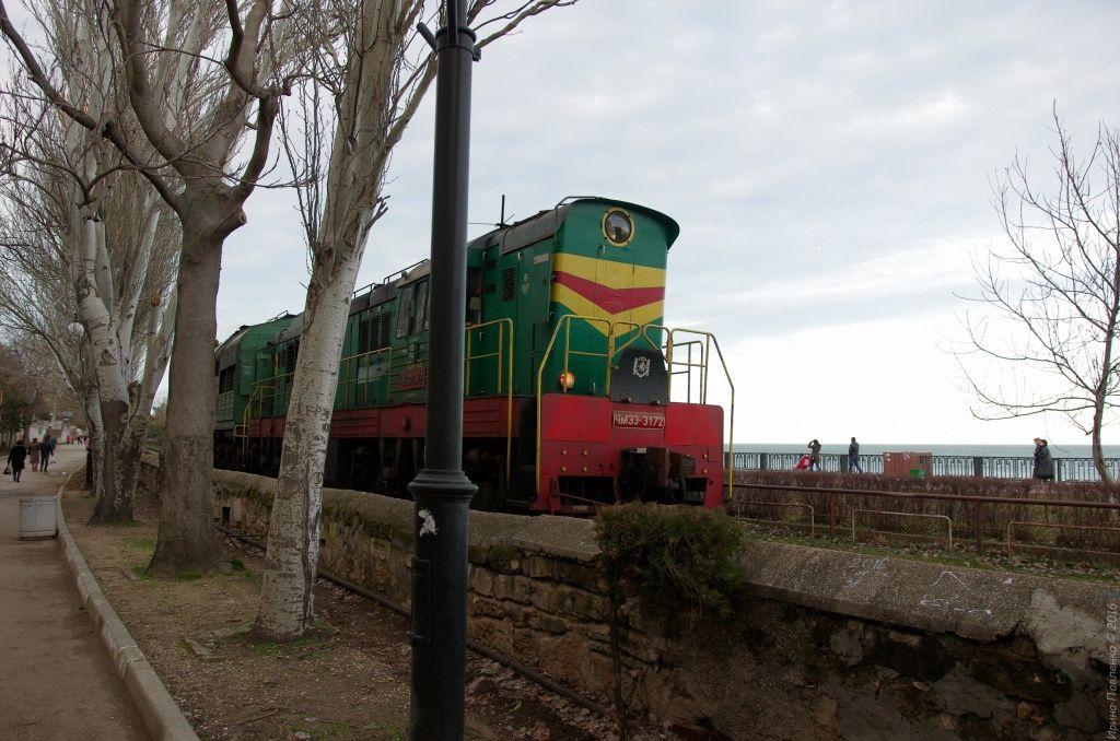 Железная дорога появилась в Феодосии исключительно благодаря художнику Айвазовскому