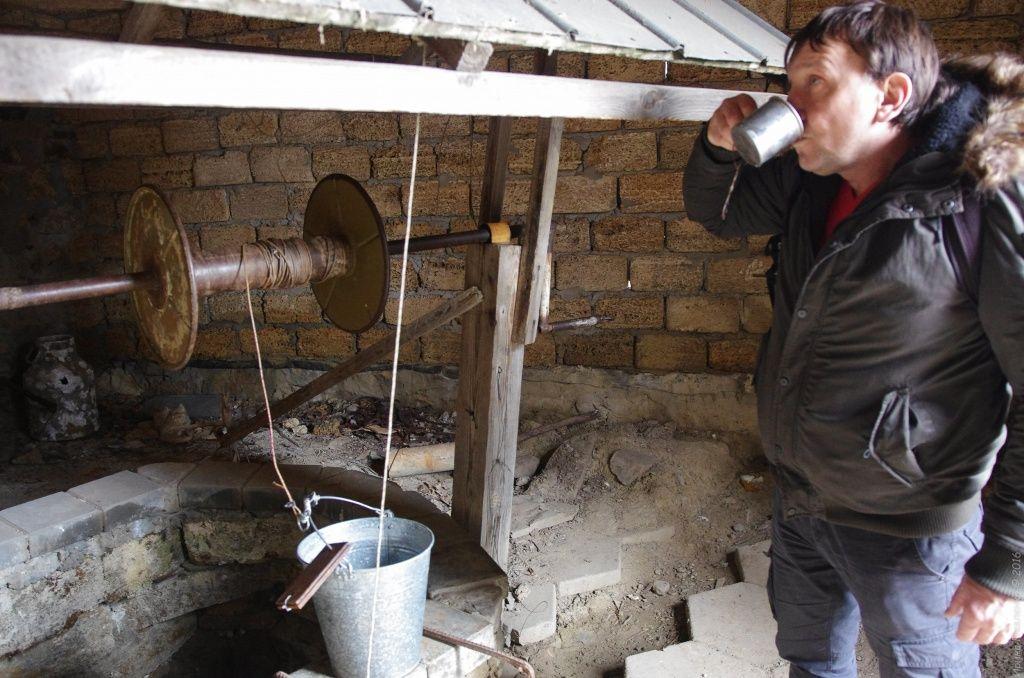 Колодец в Кизилташском монастыре