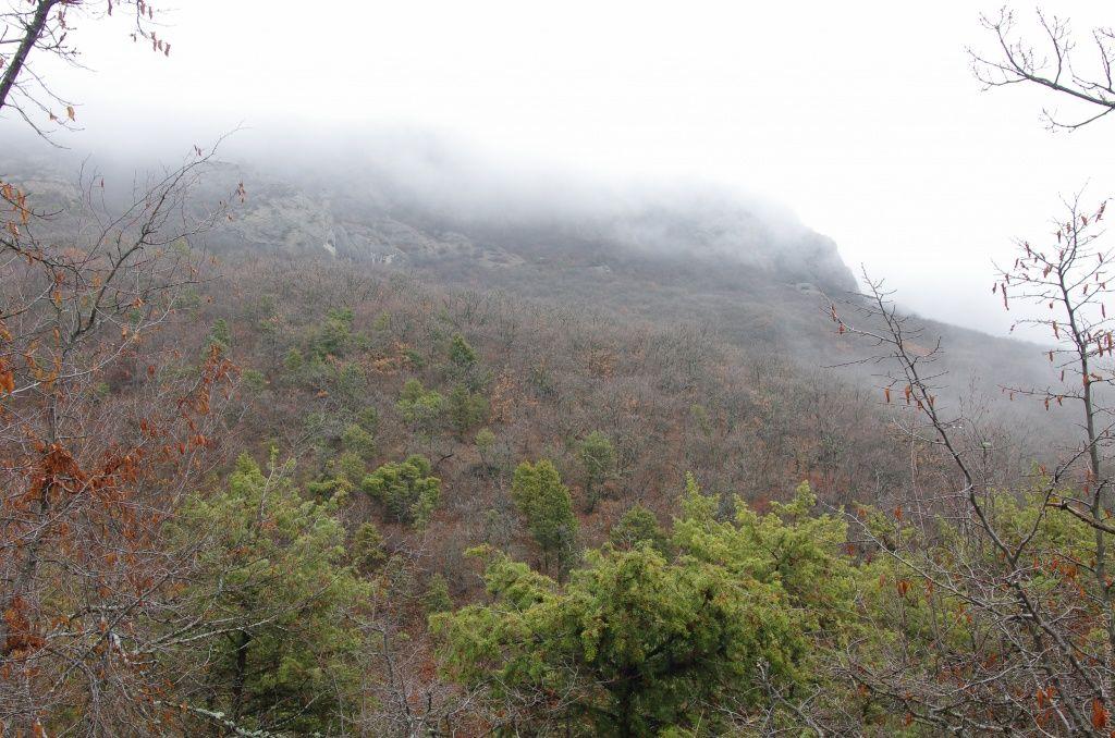 Горы Краснокаменки